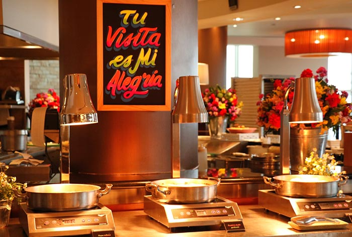 Glorioso Sancochado Buffet en el JW Marriott Lima