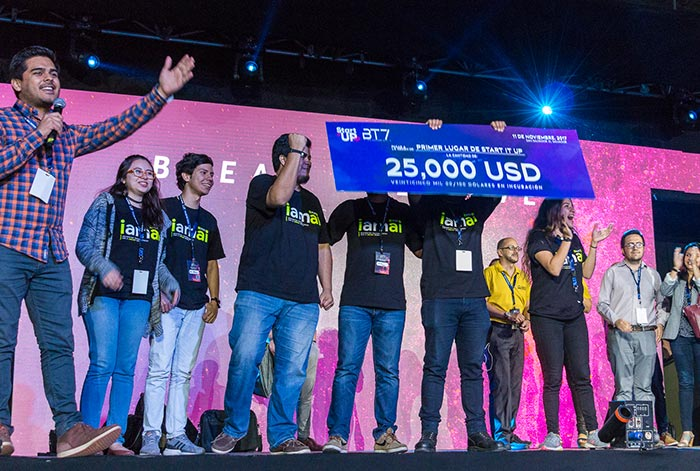 Break The Seven: dos startups peruanas obtuvieron financiamiento por USD 25,000
