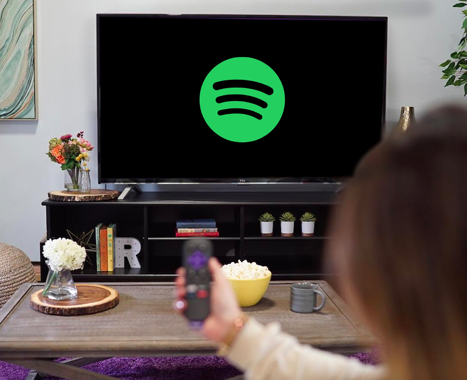 Spotify regresa a Roku