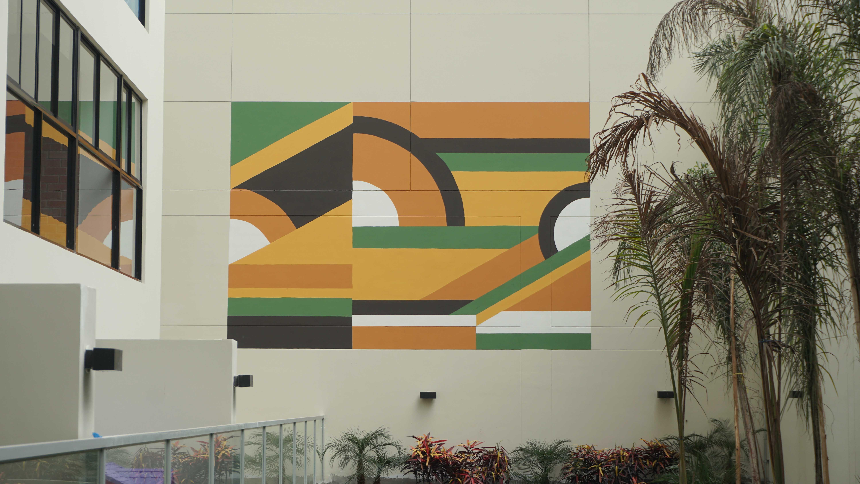 Proyectos de Urbana Perú con murales artísticos que purifican el aire