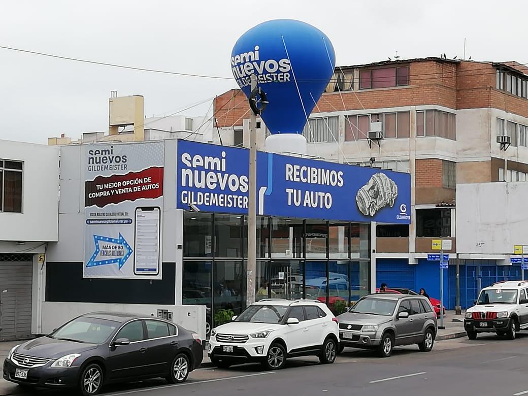Seminuevos de Gildemeister inaugura nueva tienda en San Miguel