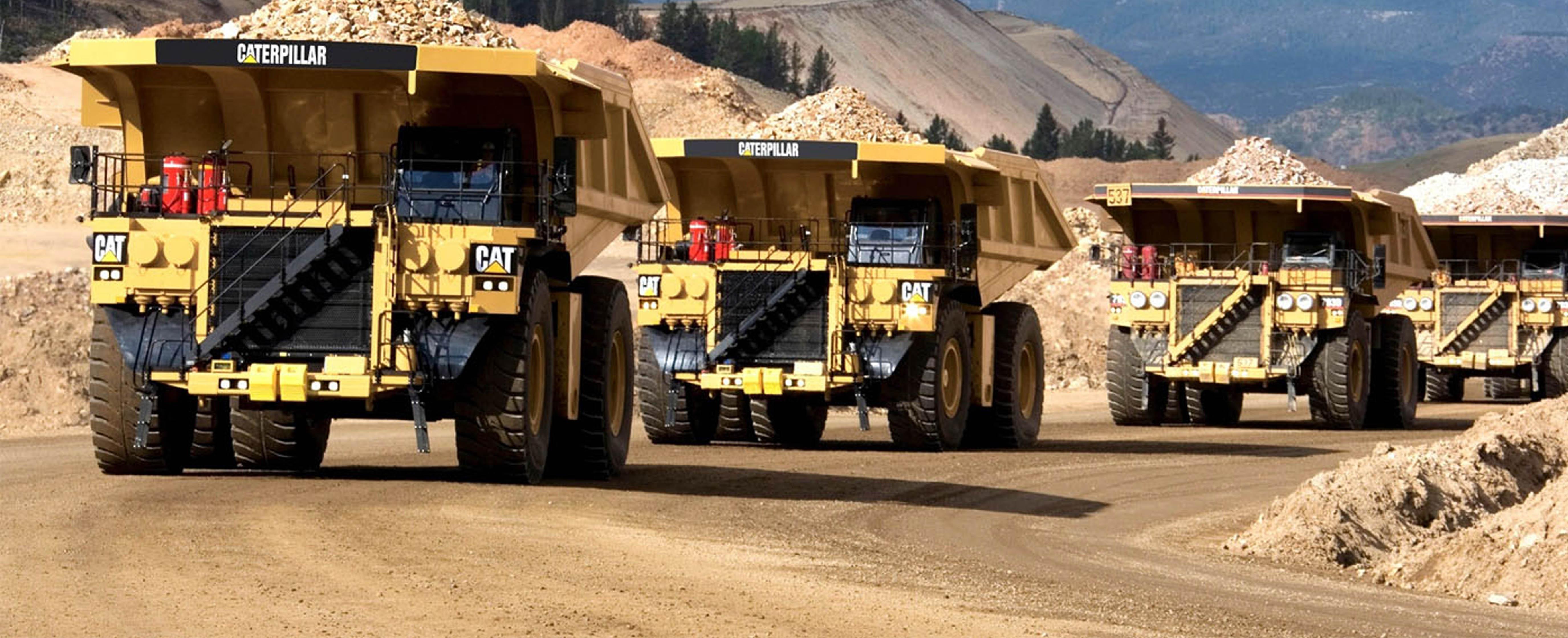 Control de calidad de maquinaria es crucial en el éxito de una minera