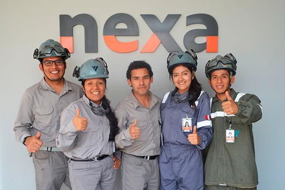 Nexa busca alcanzar el 20% de cuota femenina en sus operaciones al 2025