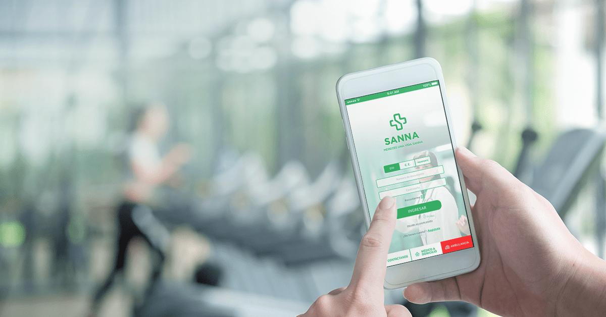 """SANNA: """"Pacientes podrán gestionar el cuidado de su salud desde su celular"""""""
