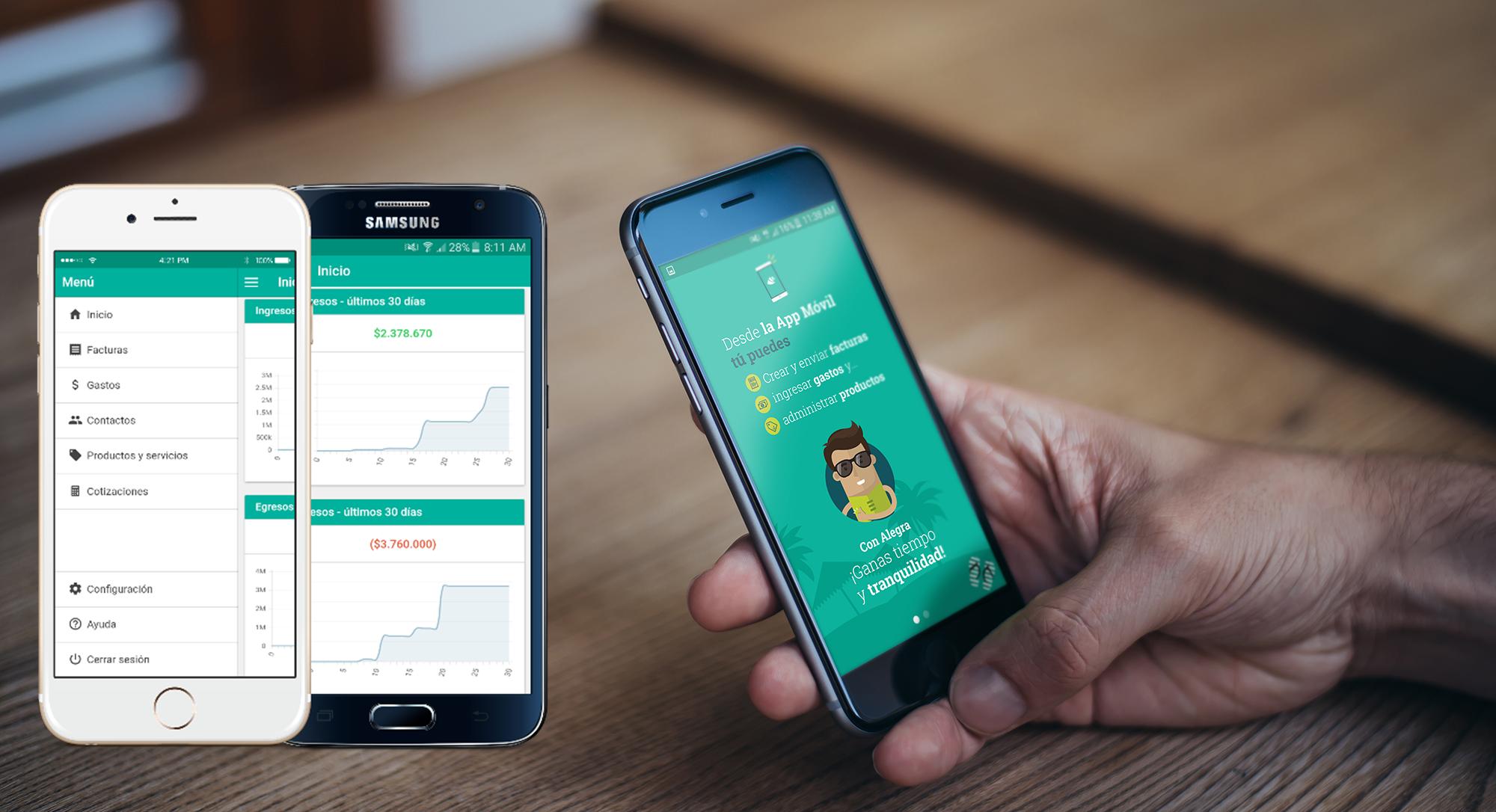 5 apps para administrar tu negocio sin papeles