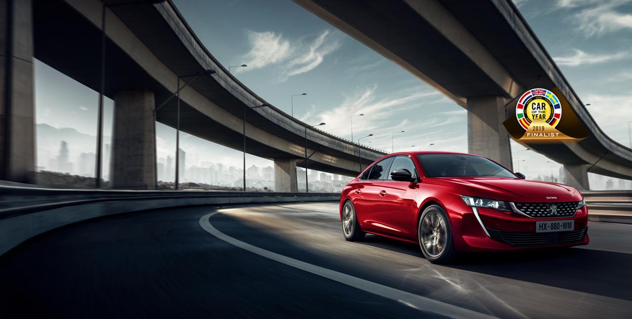 Peugeot entre los siete finalistas del Car of the Year 2019