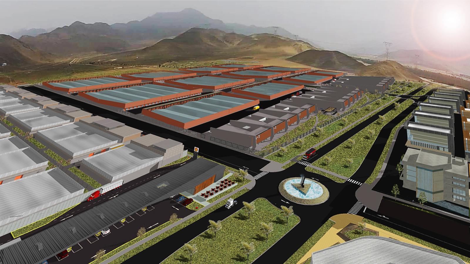 Optimismo en proyecciones de centros industriales