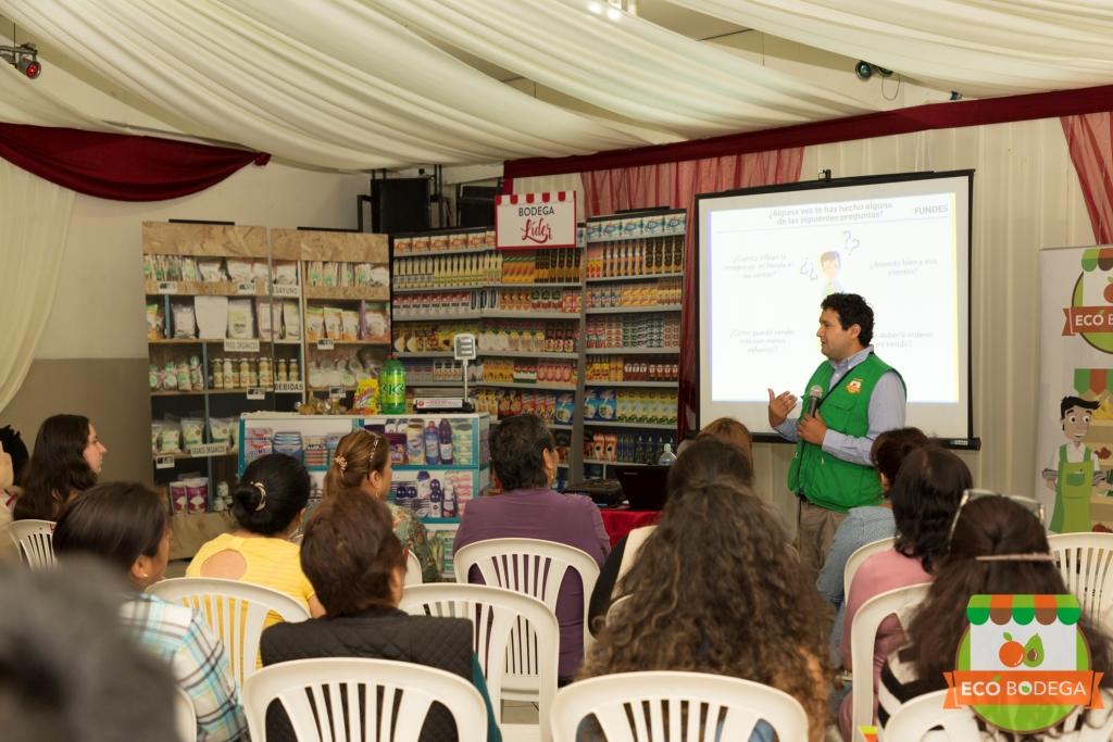 Red de EcoBodegas se expande hacia Lima Norte en su tercer ciclo de capacitaciones