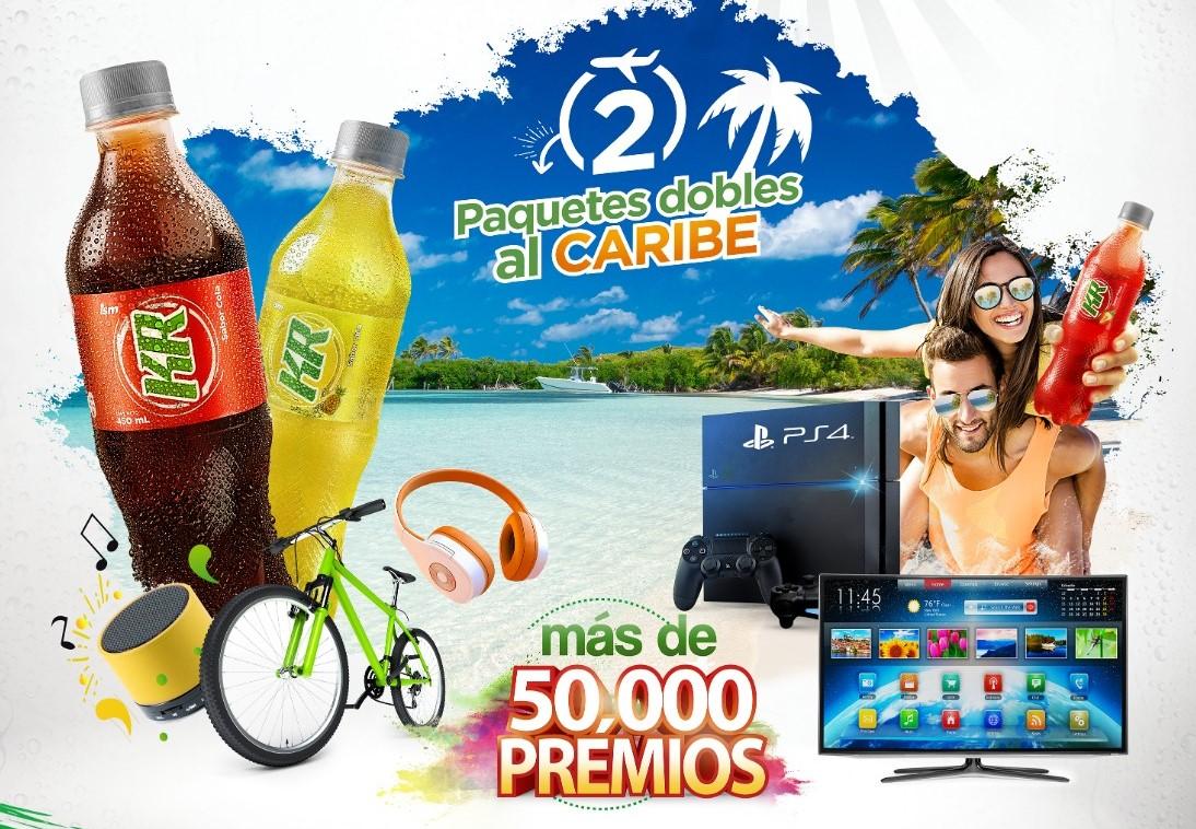 KR celebra la preferencia de sus consumidores con viajes al Caribe y más de 50,000 premios