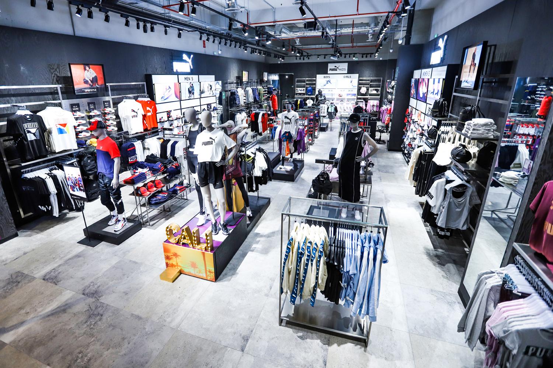 Puma inaugura su sexta tienda en Lima