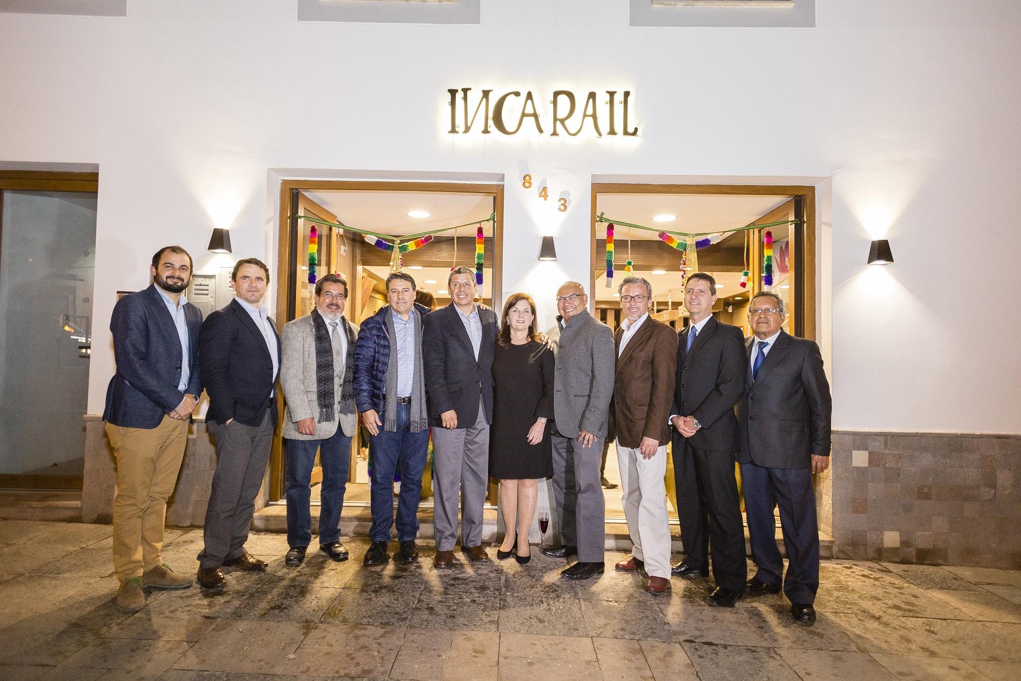 Inca Rail inaugura nueva boletería en el centro de la ciudad de Cusco