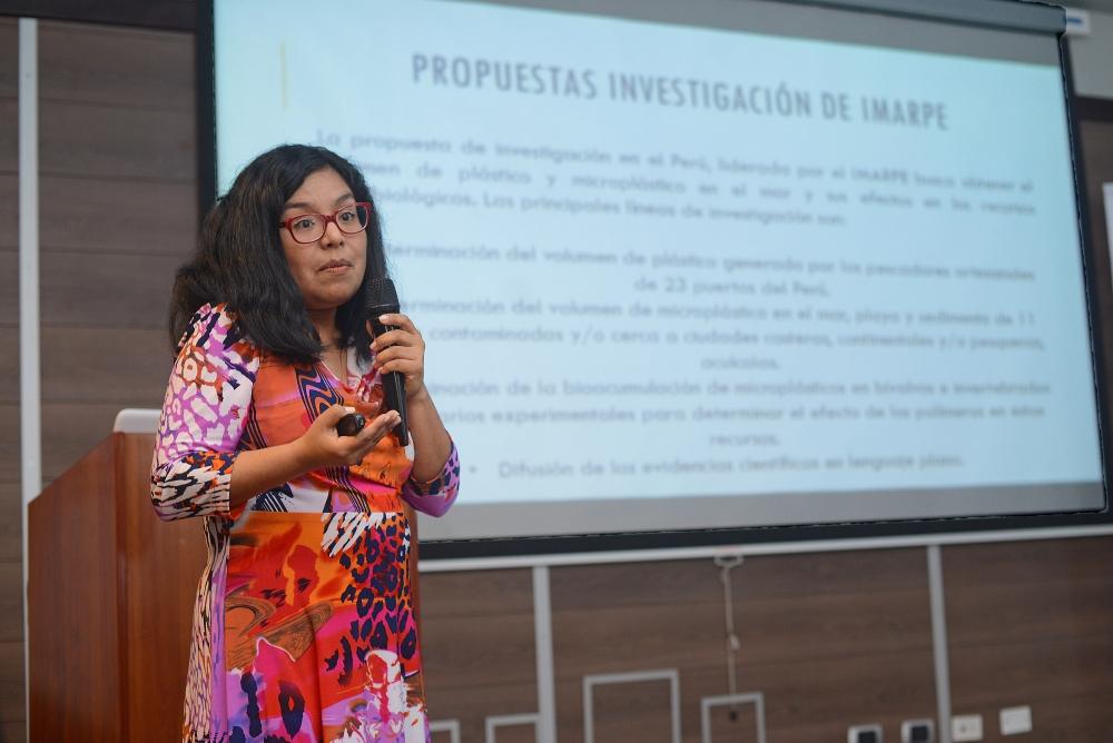 Imarpe: Presencia de microplásticos en especies del mar peruano aún es baja
