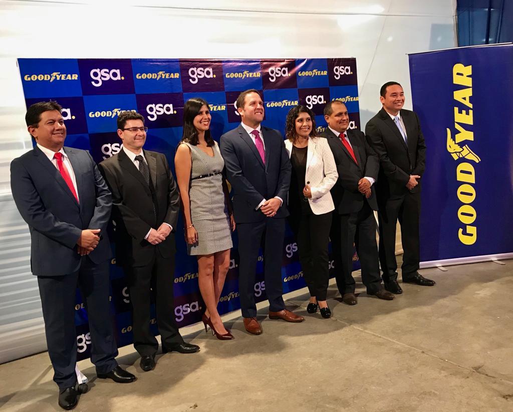 Grupo San Antonio y Goodyear inauguran nuevo tecnillantas en Piura