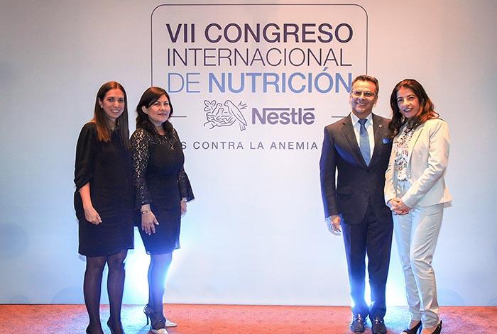 NESTLÉ CELEBRÓ EL VII CONGRESO INTERNACIONAL DE NUTRICIÓN