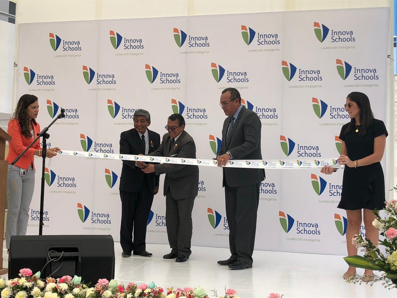 Innova Schools inauguró su primera sede en Moquegua
