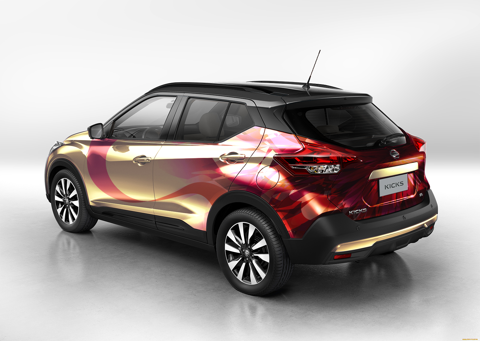 Nissan crea un Kicks concepto en América Latina inspirado en la cultura japonesa