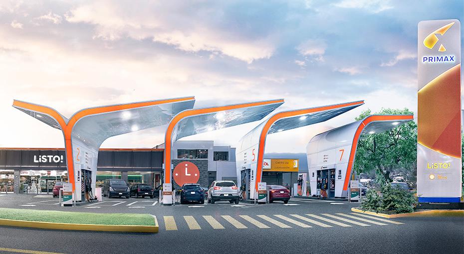 Corporación Primax ingresa al mercado colombiano con la adquisición de una red de 740 estaciones de servicio