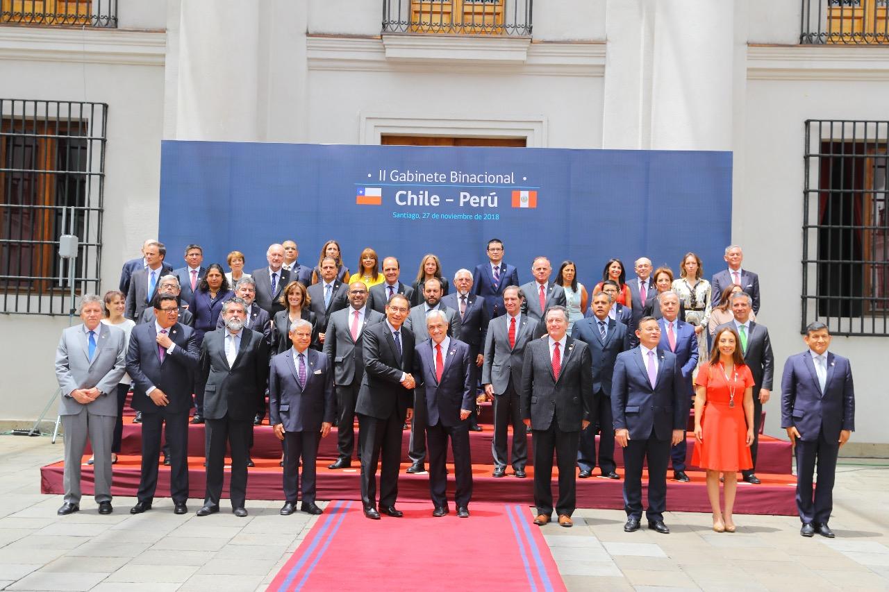 Equipos técnicos de Perú y Chile combatirán la anemia en la zona de frontera