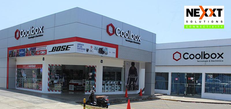 ¡Nexxt Solutions ahora de venta en Coolbox!