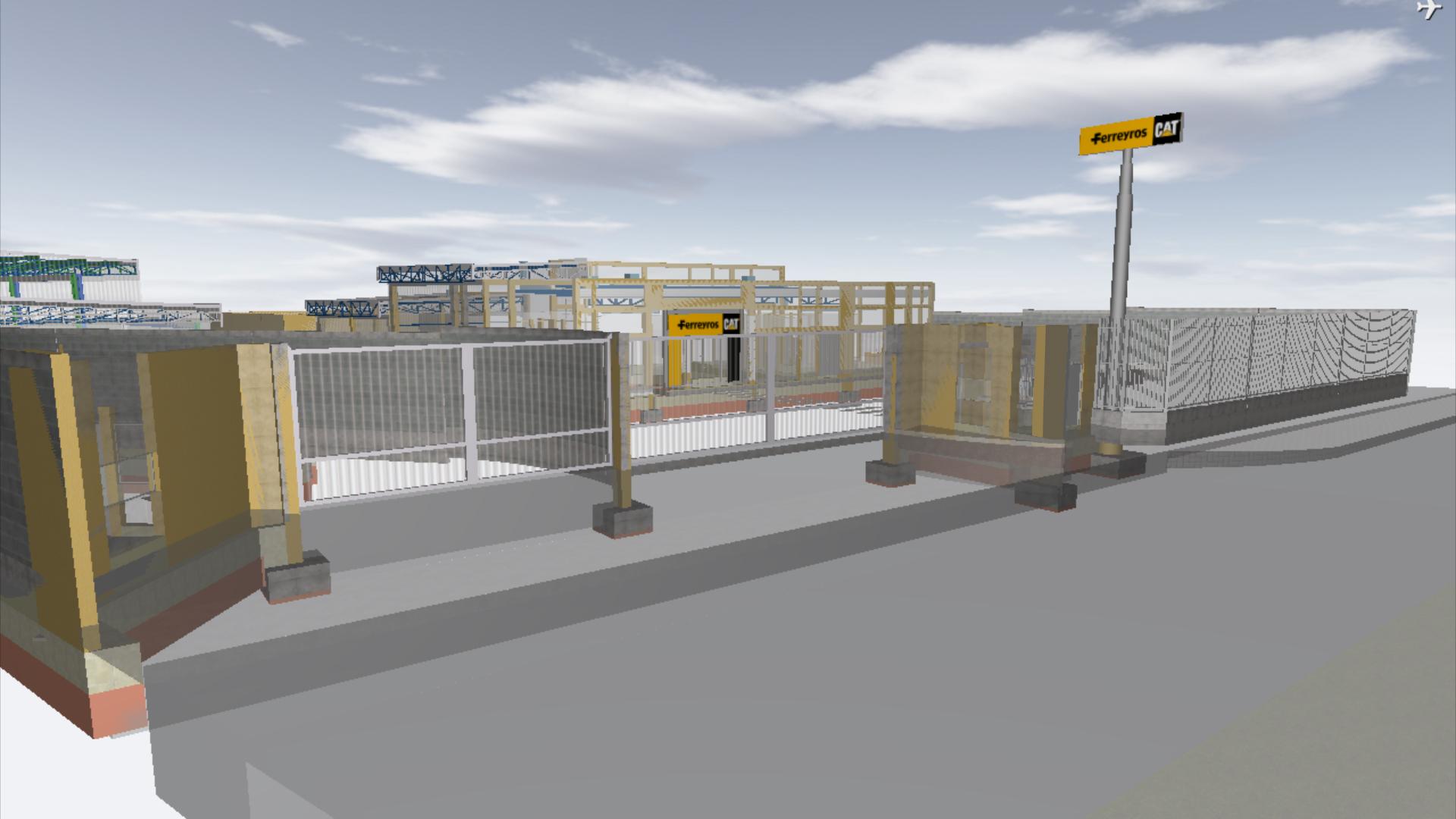Ferreyros invierte más de S/ 5 millones en construcción de nuevas instalaciones en Ica