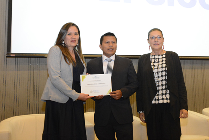 Pepsico es reconocido por Concytec por proyecto de investigación, desarrollo e innnovación en el agro