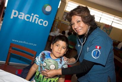 Pacífico Seguros ha ofrecido más de 40,000 chequeos preventivos de salud a comunidades vulnerables del país