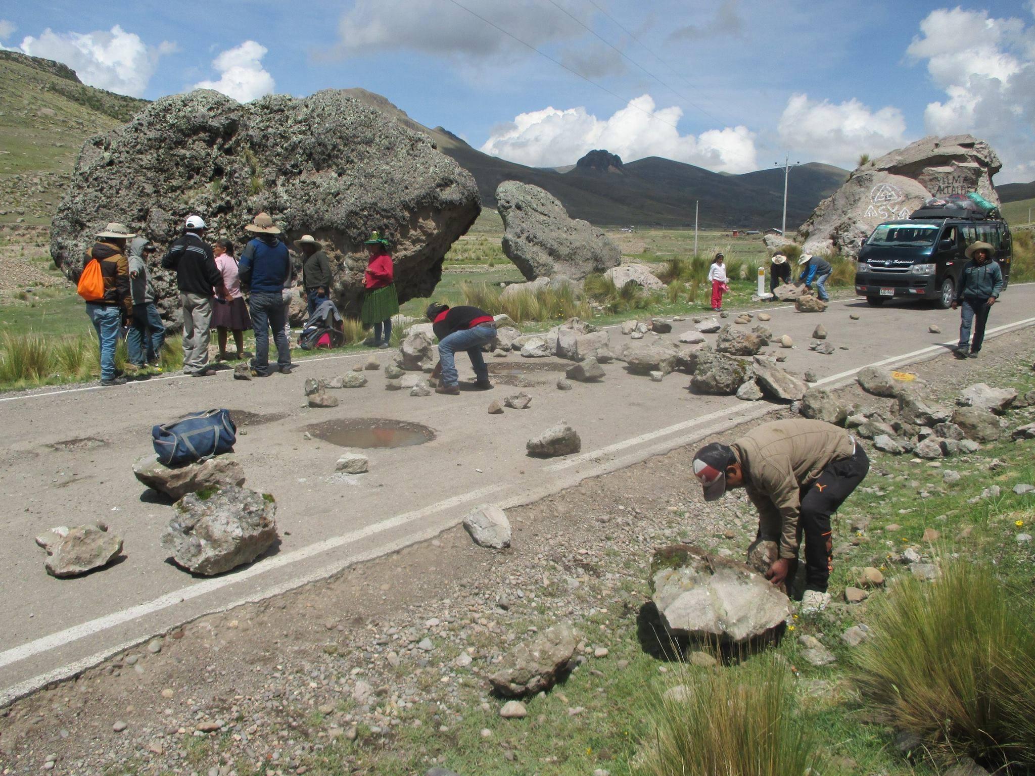 Fuentes de agua de Lima y Callao en riesgo por proyectos mineros