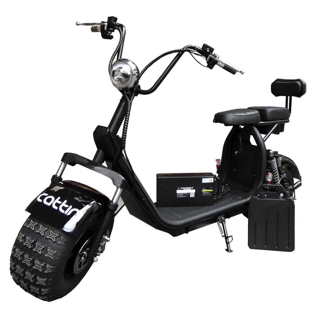 Cattini: innovador scooter eléctrico ya está en Perú