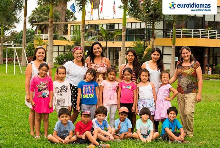 Euroidiomas presenta Summer Camp y Programa de inglés para Niños & Junior 2019
