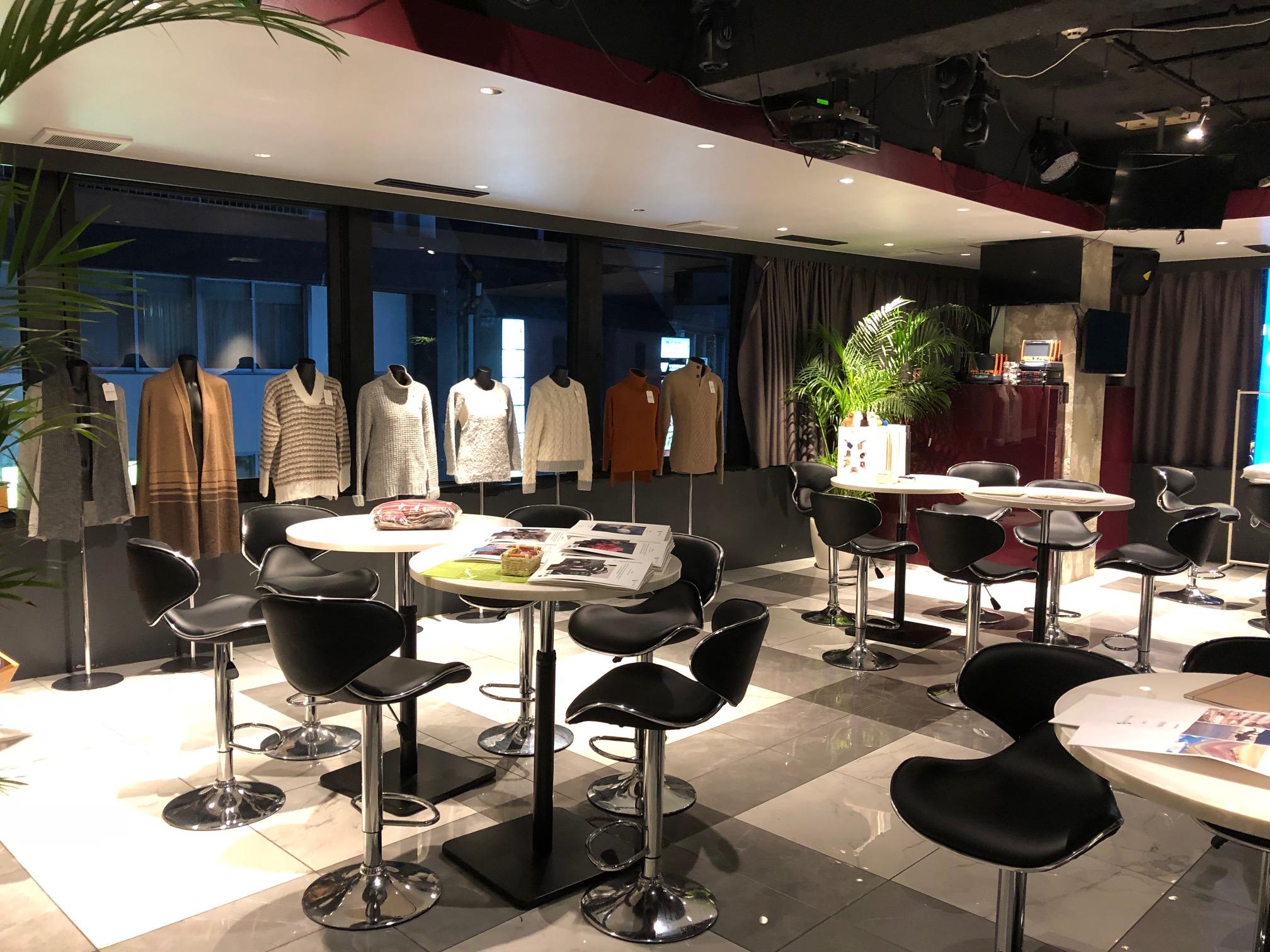 Inca Tops presentó en Tokio su nueva colección de hilados de Alpaca