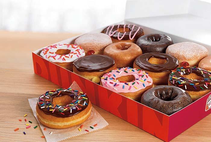 Dunkin Donuts festejó sus 22 años en Perú