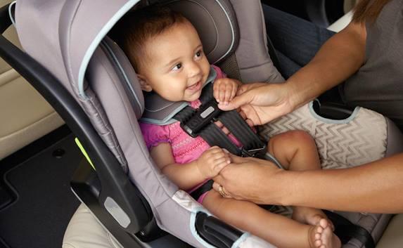 ¿Viajas en auto con niños? Conoce el correcto uso del Sistema de Retención Infantil