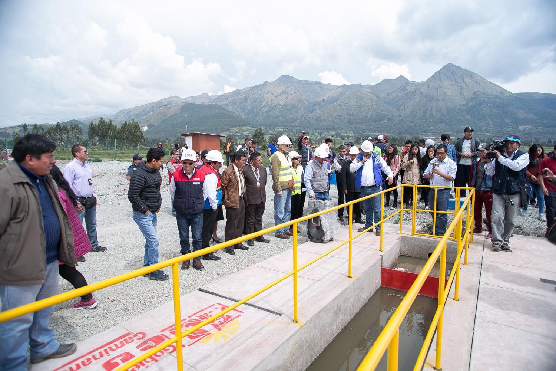 Ferreyros invierte S/ 55 millones en proyectos de agua y saneamiento mediante obras por impuestos en Cusco