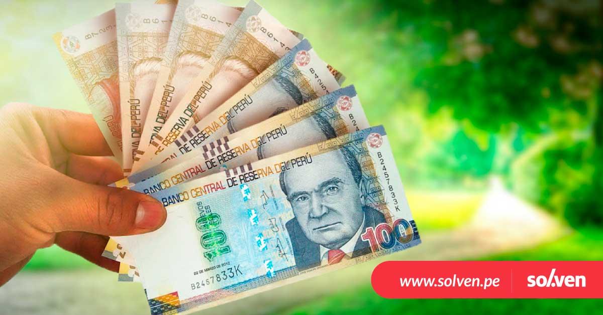 Solven lanza crédito con descuento de nómina, para ampliar el acceso al financiamiento a personas.