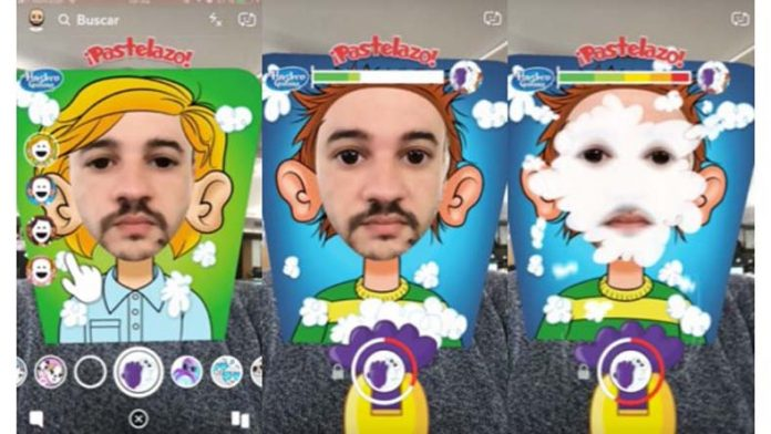 Snapchat lanza Lens Creative Partners en Perú
