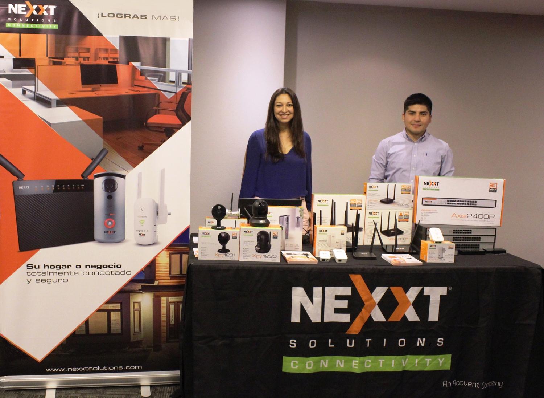 Nexxt Solutions destaca en Foro EFSEI