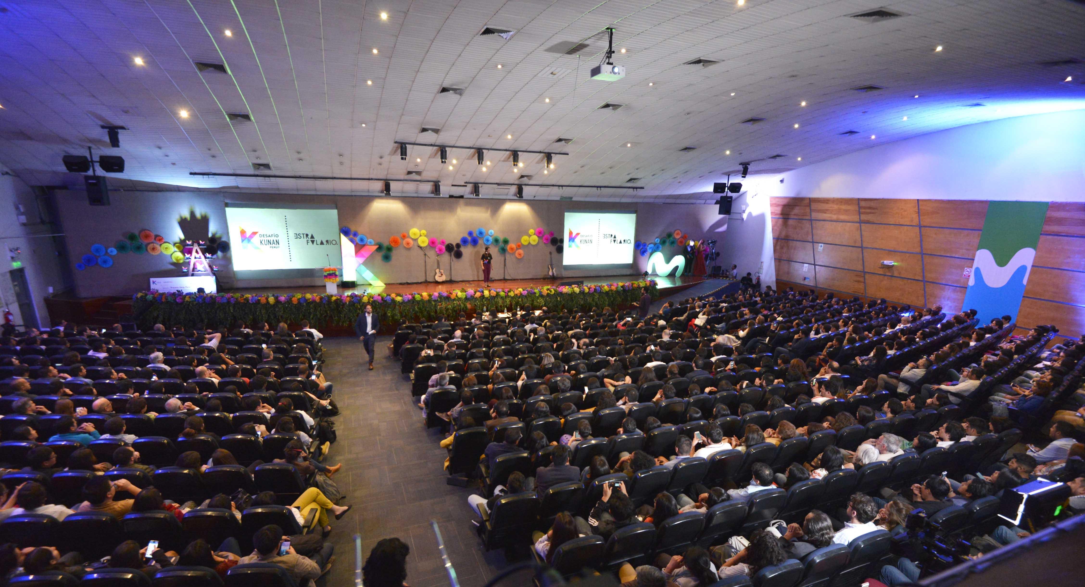 """El premio al emprendimiento social y ambiental """"Desafío Kunan"""" ya tiene ganador de su cuarta edición"""