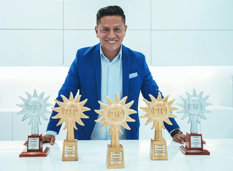 EXE la agencia digital más premiada en los FIP 2018