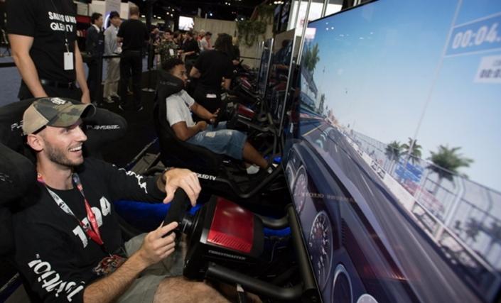Los televisores QLED de Samsung llevan la experiencia del juego al siguiente nivel