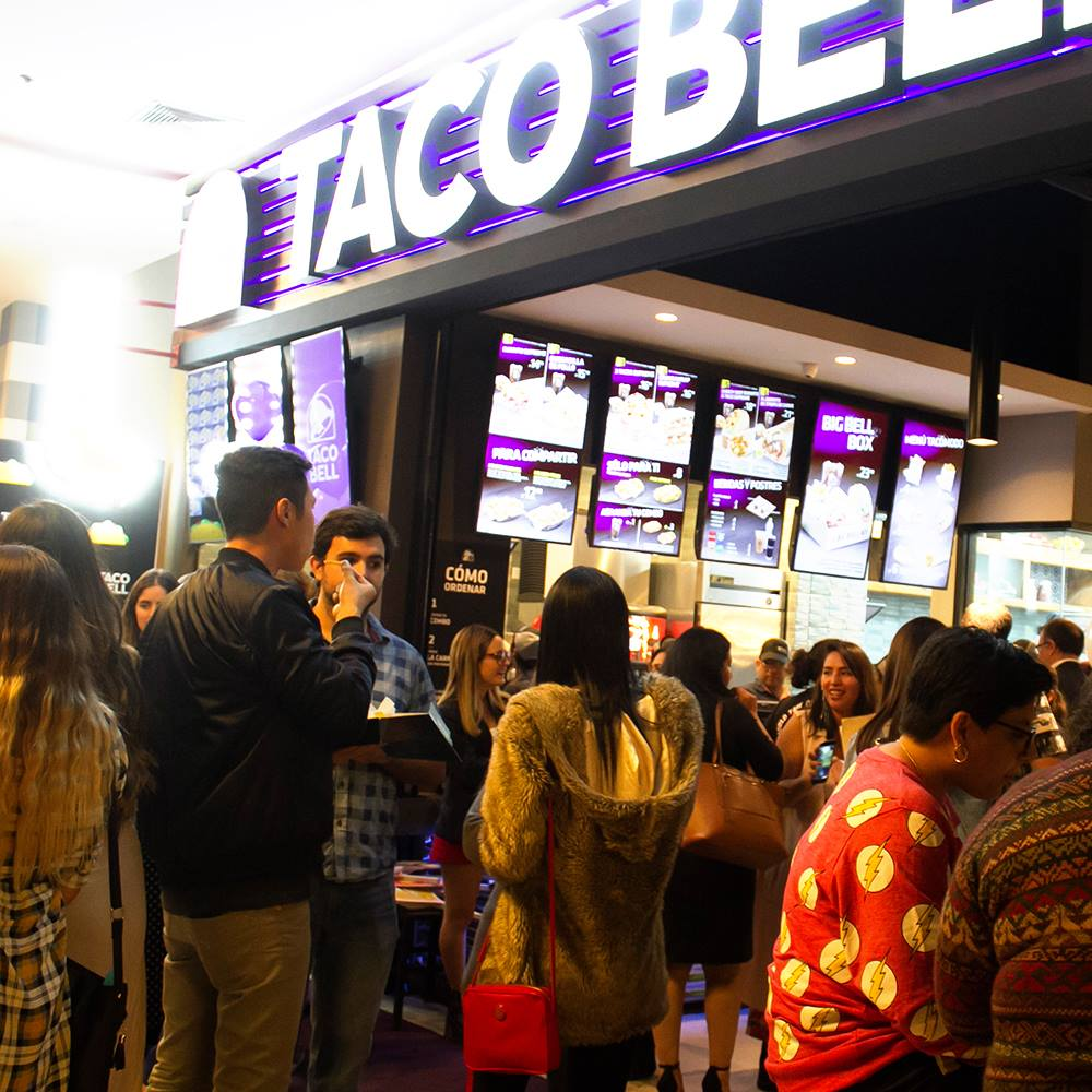 Taco Bell se expande en Lima