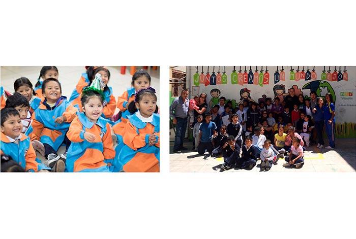 Herbalife Nutrition asiste a niños de todo el mundo a través de 'Casas Herbalife'