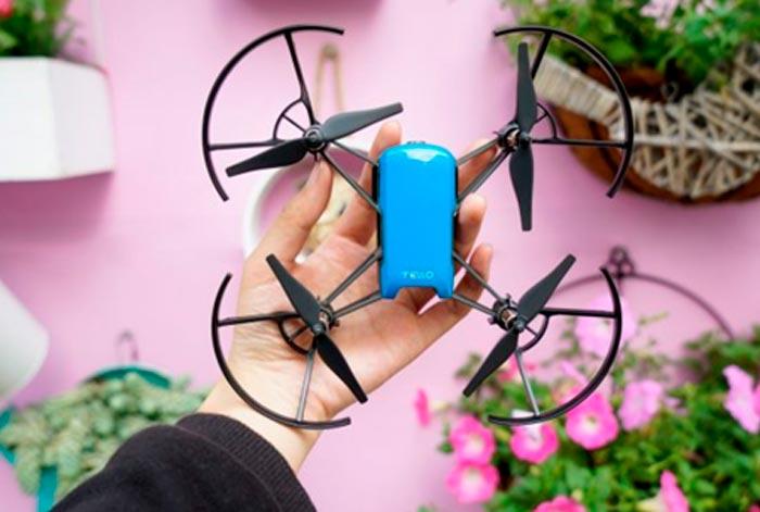 ¿Ya escuchaste hablar sobre Ryze Tello? El mini dron que te atrapará con su tamaño y acrobacias divertidas