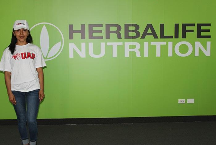 Peruana logra premio a la investigación en Nutrición