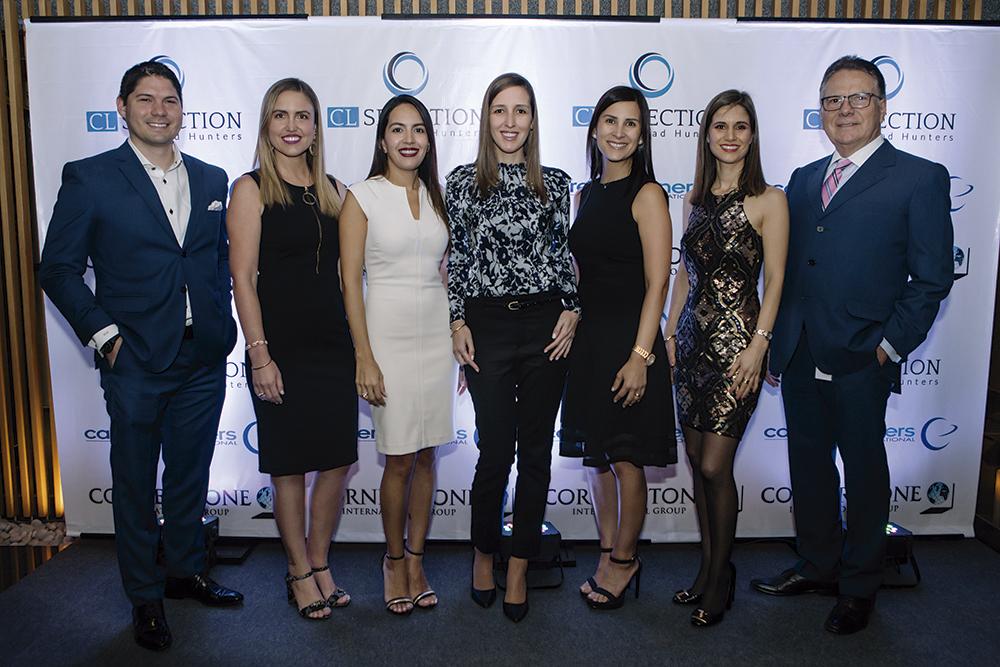 Cornerstone, CL Selection y Career Partners celebraron su 12° Aniversario
