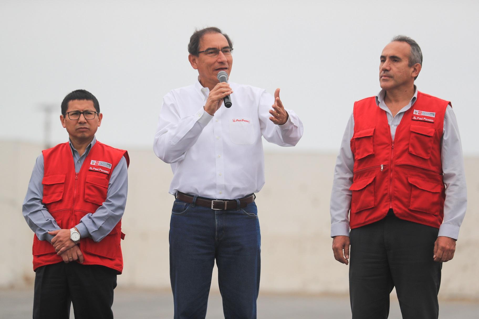 MTC ampliará y rehabilitará la avenida Santa Rosa en el Callao