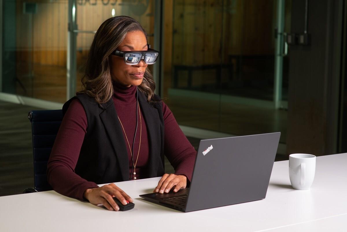 Lenovo presenta ThinkReality A3, las gafas inteligentes más versátiles jamás diseñadas para la empresa