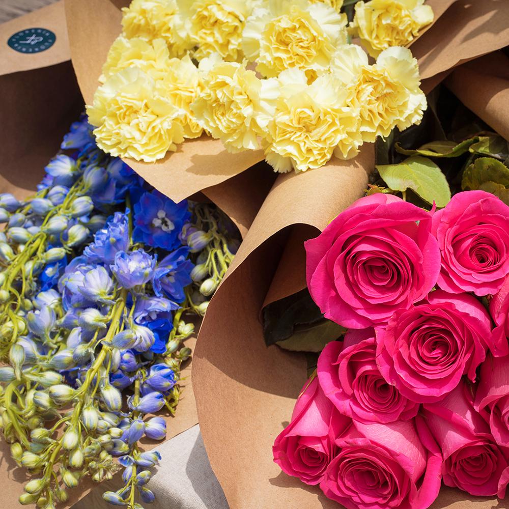La digitalización de las flores