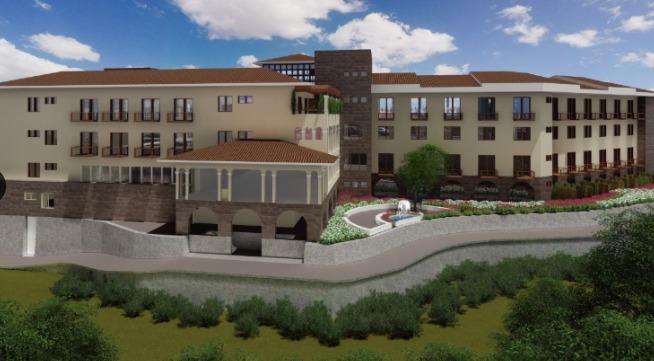 La Región de Junín tendrá su primer hotel cinco estrellas