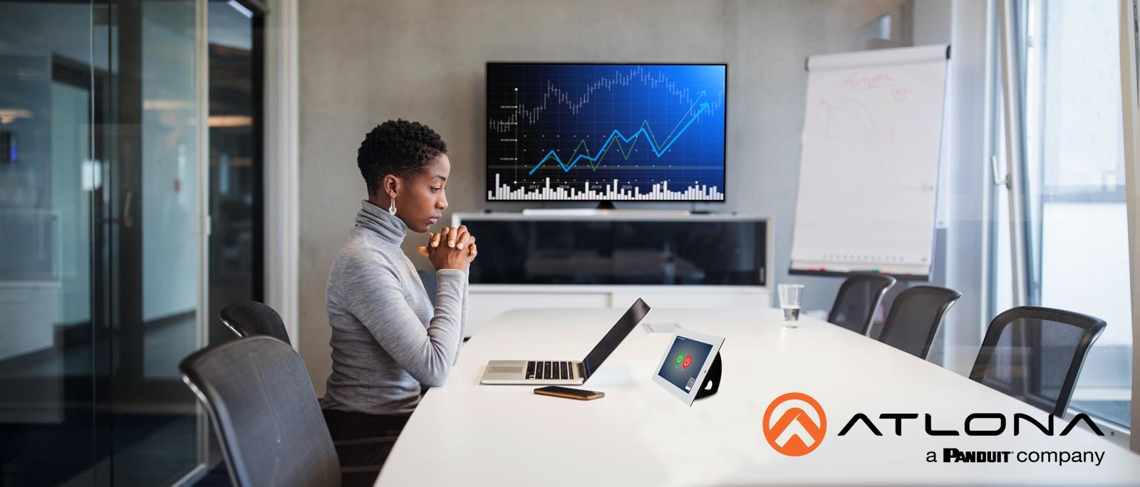 Soluciones de audio y video de alta calidad para videoconferencias