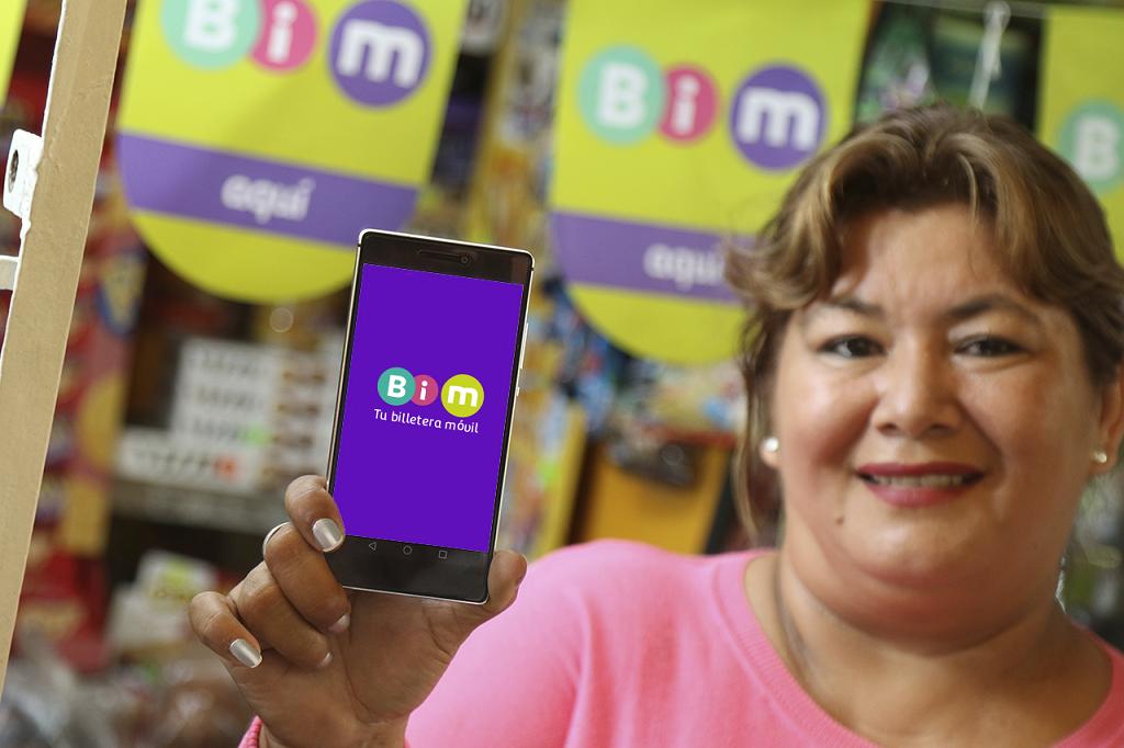 Billetera electrónica Bim empieza el 2021 superando el millón de usuarios
